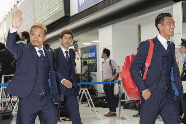 日本代表は既に帰国。次のW杯へのスタートは切られている