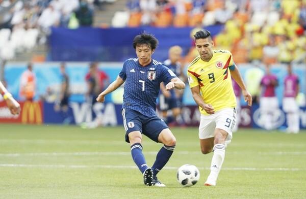 柴崎は4試合を通じ、日本の司令塔として存在感を示した