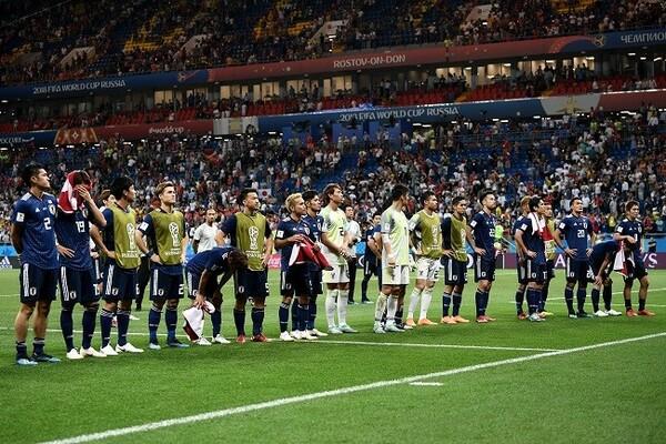 日本が負けた悔しさと同時に感じた誇らしさ。心は今も揺れに揺れている