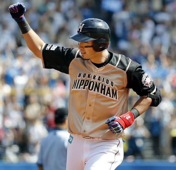 今季は強打の2番として存在感を発揮している大田