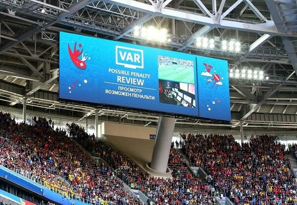 W杯ロシア大会ではVARをはじめとする3つの新ルールが適用され、順位決定にあたってはFPPが導入された