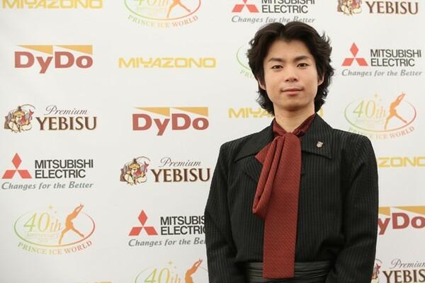 """プロスケーター引退を発表した""""氷上の哲学者""""こと町田樹さん。10月の公演を最後に、研究活動に専念する"""