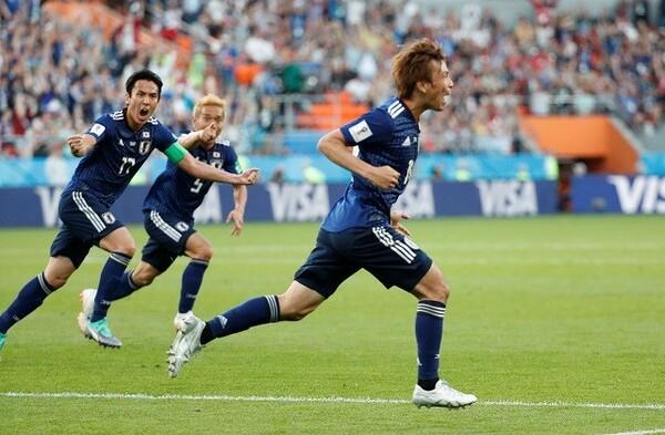 田嶋会長はセネガル戦の直後、「こういう戦い方をすれば、日本の体格でも世界と渡り合える」と語っていた