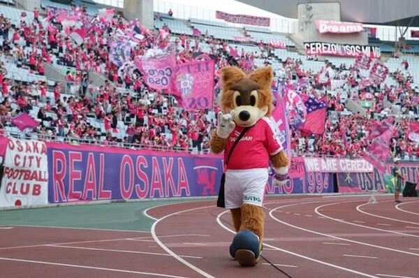 19年からの2年間はホームゲームが全てヤンマースタジアム長居での開催となる。新たな観客の取り込みを図っていかなければならない