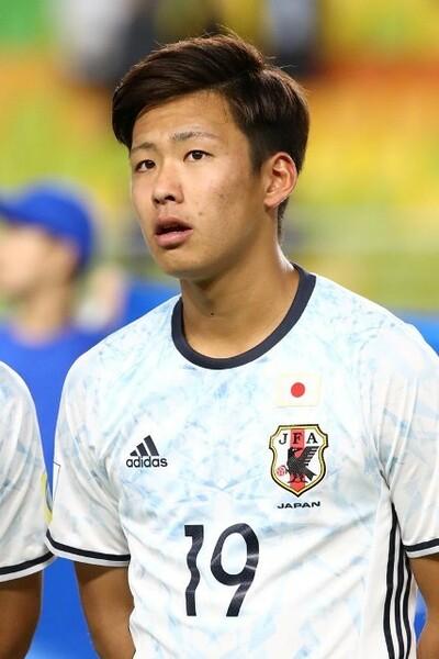 森保監督は「U−20W杯のメンバーから東京五輪代表に選びたかった」と舩木の選出理由を説明