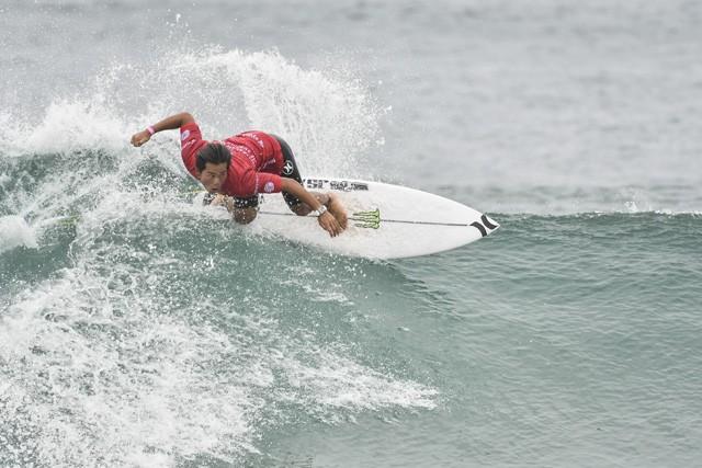 追加種目として注目を集めるサーフィン。技の素晴らしさや選手同士の駆け引きも魅力だ