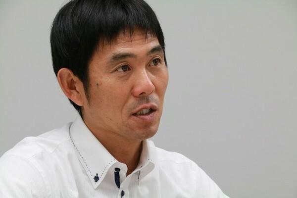 U−21日本代表が出場するアジア大会を前に、森保監督に話を聞いた
