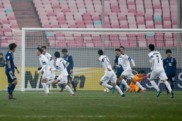 1月のAFC U−23選手権でウズベキスタンに大敗。森保監督はリベンジを誓う