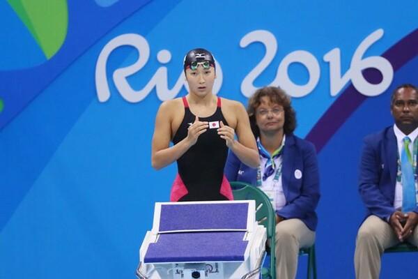 リオ五輪の女子100メートルバタフライでは0.23秒差でメダルを逃した。この大会をきっかけに「さらに上を目指したいと思えた」という