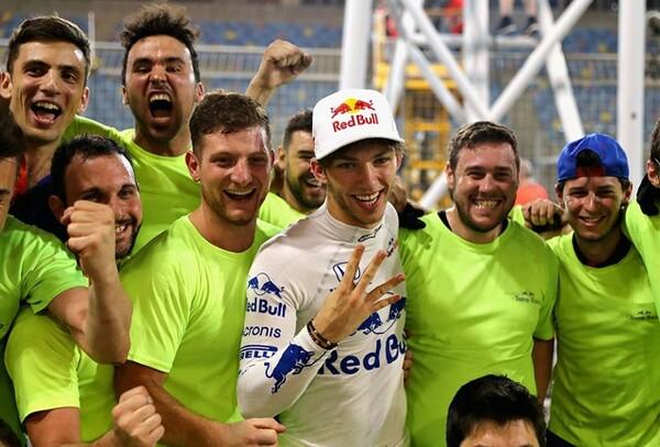 第2戦バーレーンGPの4位が、トロロッソにとって今シーズンの最高成績となっている