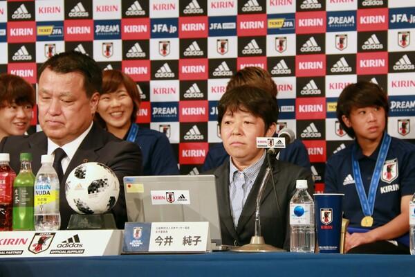 今井委員長は、日本の育成に手応えを感じている様子だった