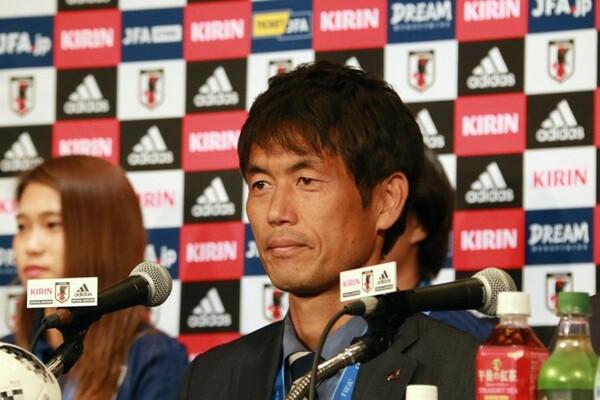 池田監督は選手たちのエネルギーをピッチでどう表現してもらうかを考えたという