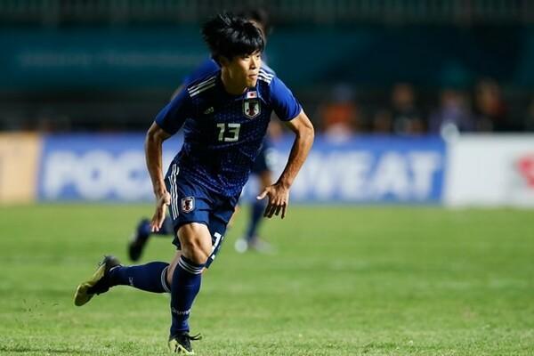 FW岩崎はA代表のメンバー発表を受け「同い年の選手が選ばれて、ものすごく刺激になりました」と語った
