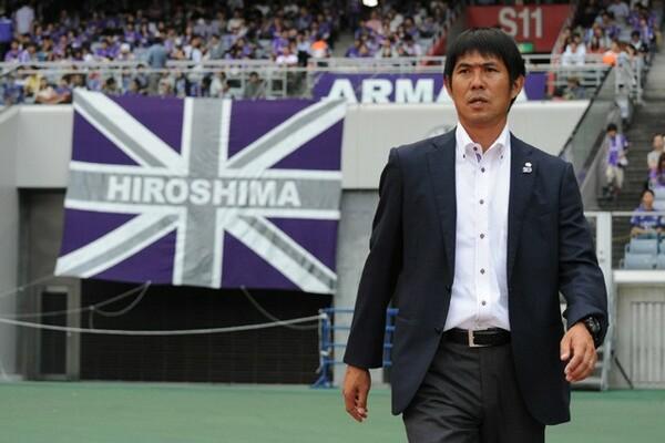 広島を3度のJ1優勝に導いた森保監督が、いよいよ日本代表での初陣へ