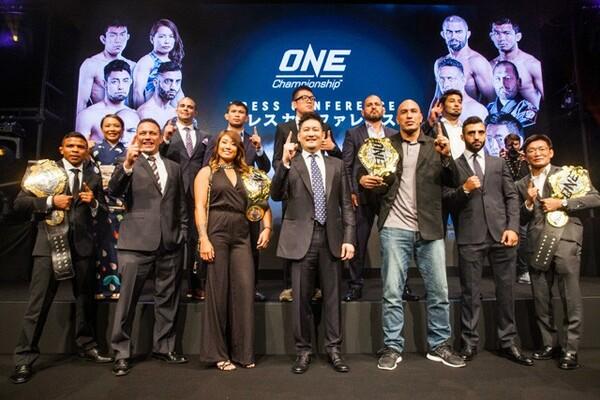 アジア最大まで成長した格闘技団体「ONE Championship」が来年3月に日本大会を開催する