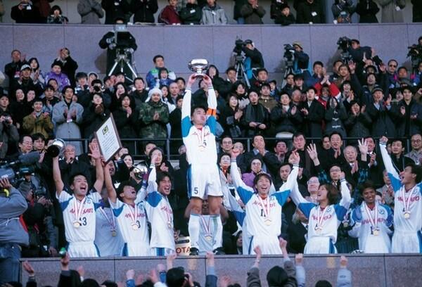 横浜フリューゲルスの実質的な消滅が発表されてから20年。天皇杯優勝により、問題の本質がおざなりになってしまっている