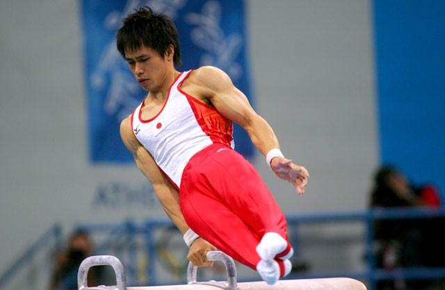 冨田は練習から本番に至るまで、「ただ質の高い演技を目指していく」という自らの考えを淡々と実践していった