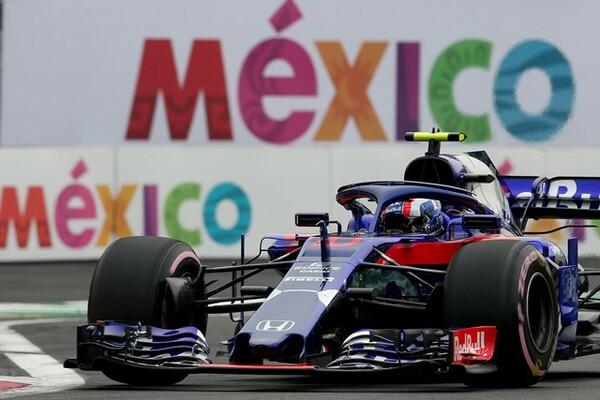 トロロッソ・ホンダはメキシコGPをスペック2で戦った