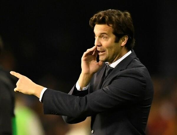 レアル・マドリーの新監督にはBチームの監督であったサンティアゴ・ソラーリ(写真)が就任した