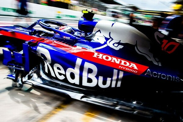 F1第20戦ブラジルGP ピエール・ガスリーは予選Q3に進出
