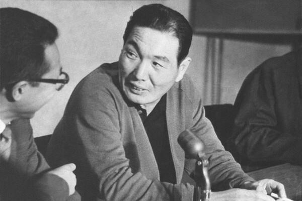 18年前に逝去した鶴岡一人氏。野村氏が恩師に初めて手紙を書いた