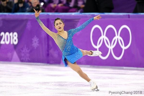 初めてとなった平昌2018冬季オリンピックは「すごく楽しかった」と振り返る