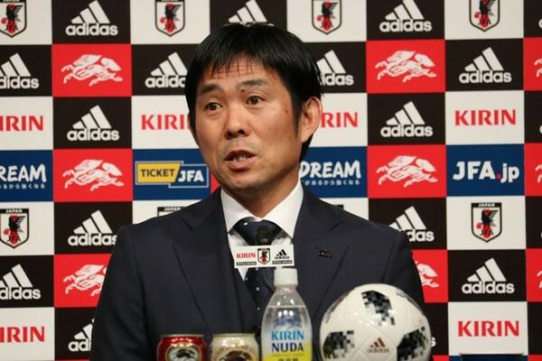 アジアカップに臨む日本代表メンバー23名を発表した森保監督