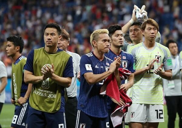 集大成のつもりで臨んだワールドカップ・ロシア大会でしたが、やはり悔しさが残っています