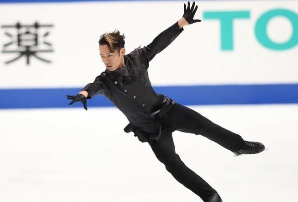 高橋大輔は5年ぶりとなる全日本選手権で2位に入った