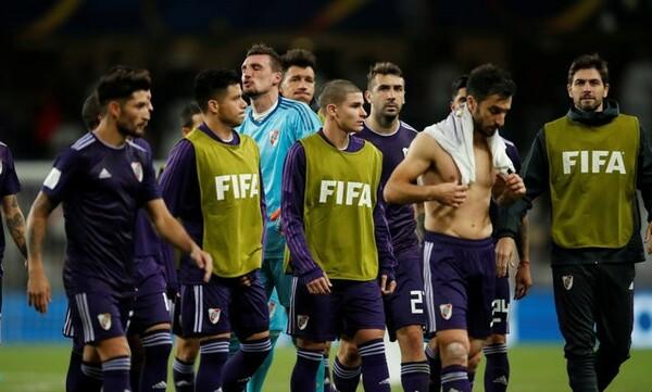 リーベルプレートは準決勝敗退。3位決定戦には勝利したものの、アルゼンチン勢として初めて決勝に進むことができなかった