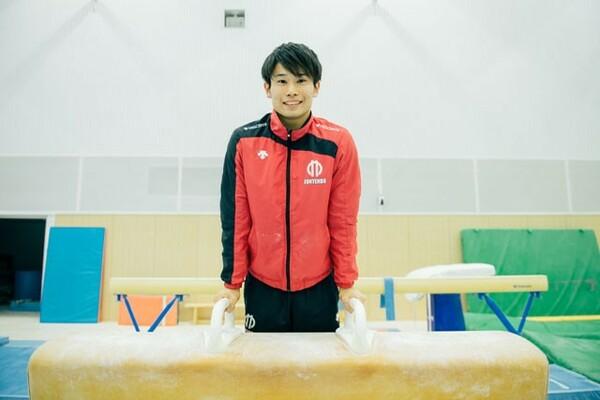 2016年リオ五輪では悔しくも落選した萱和磨は、2020年東京五輪に向けて再起を図る