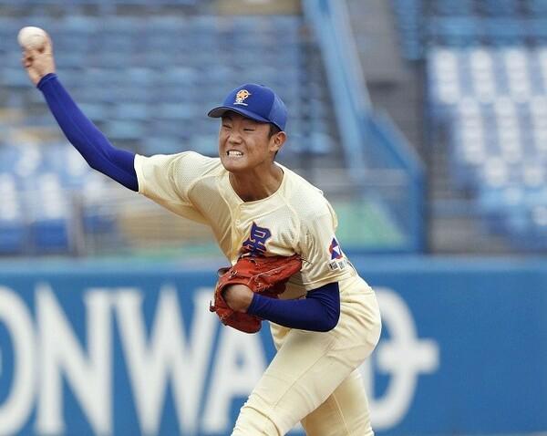 「日本一の投手」を目標にしている奥川