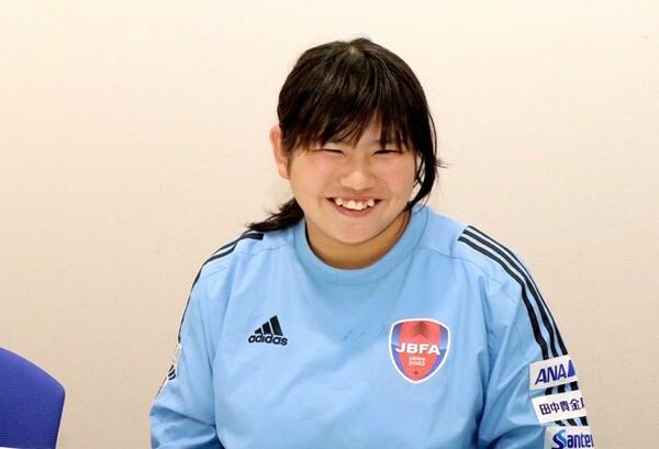 5人制サッカーに出会ったのは小学4年の時。中学進学後から本格的に始めた