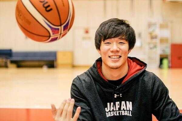 A東京で活躍する馬場雄大は、2017年に日本代表入りし、着実にステップアップしている