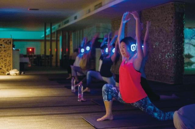 【2/22・23】大阪・うめきたでサイレントヨガ。心と体が瞑想する世界を体験![PR]