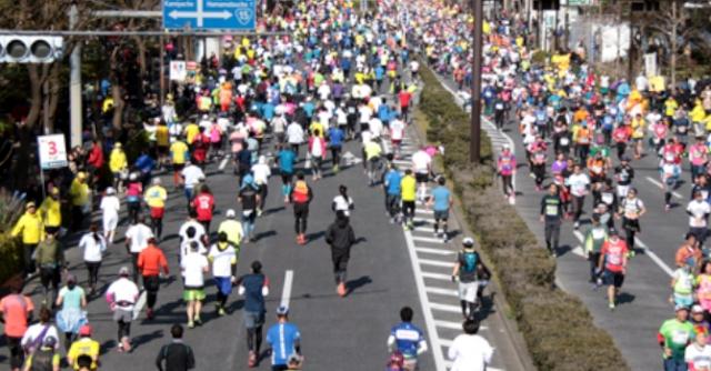 『東京マラソン』 特に初めて走る人にマル秘情報!!