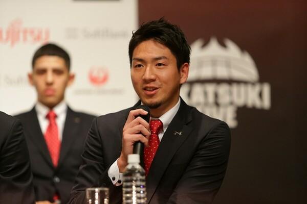 「早く世界と戦いたい」と比江島はW杯を心待ちにしている