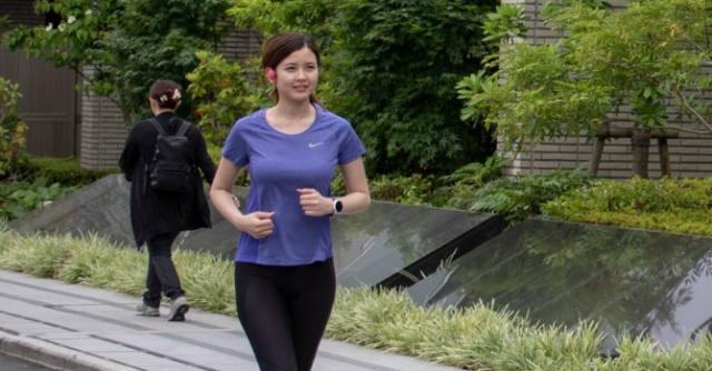 街を走る 目白から哲学堂公園まで  【YUI RUN-5-】