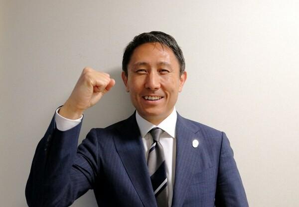 「ラグビーを通じて少しでも世界に日本を認めさせたい」と語った渡瀬氏