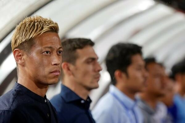本田はカンボジア代表監督として、東京五輪予選も兼ねるAFC U−23選手権予選に臨む