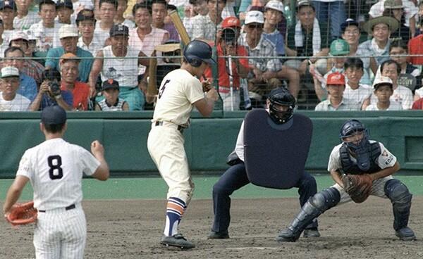 松井秀喜を5打席連続敬遠して物議を醸した明徳義塾・馬淵監督。その真意を説明する
