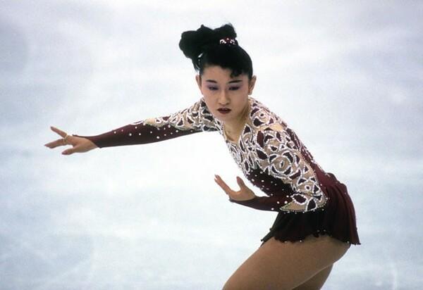日本フィギュア界のレジェンド、伊藤みどり。女子初のトリプルアクセルを成功させた