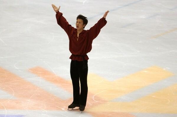 本田武史は日本男子フィギュア界のパイオニア的存在。メダルにあと一歩と近づいた