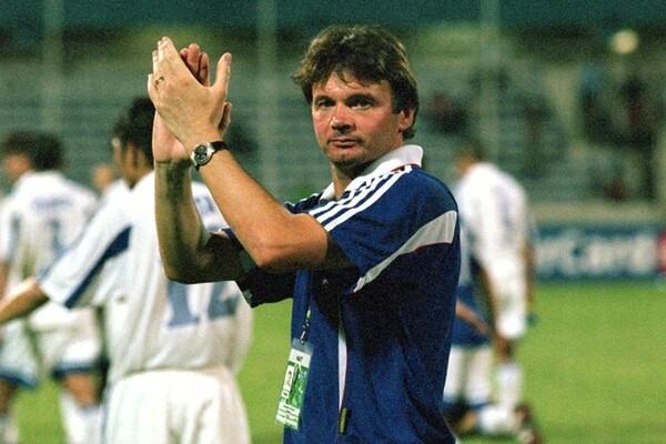 トルシエ監督は「フラット3」をはじめ斬新な発想で、日本サッカーに大きな影響を与えた