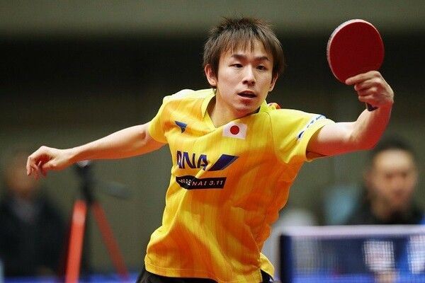 若くして世界で活躍してきた丹羽。自身6度目の世界選手権個人戦に臨む