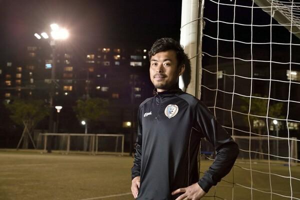 熊本で結果を残せず、「引退も考えた」という青木剛。いろんな人との出会いが未来への道へとつながった