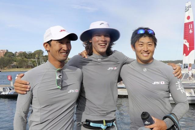 世界基準の日本人セーラー・高橋レオ 夢は五輪メダルとアメリカズカップ出場(5)