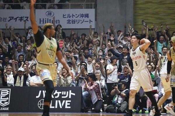 西地区優勝を果たし、チャンピオンシップファイナルでも健闘した琉球ゴールデンキングスは、さらなる集客に応えるべく新アリーナの建設を進めている