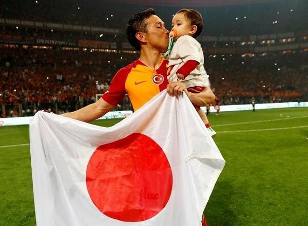 いつも応援してくださる皆さんのおかげで、トルコリーグを連覇することができました!