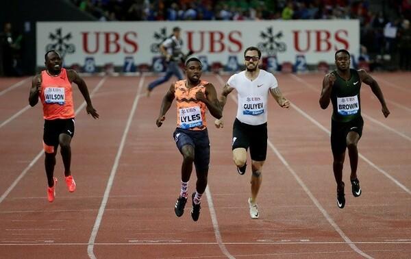 ライルズは自身の強みとして「トップスピードを持続する能力」を挙げた
